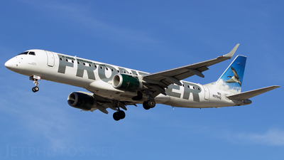 N175HQ - Embraer 190-100IGW - Frontier Airlines (Republic Airlines)