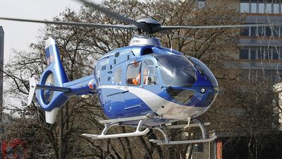 OK-BYB - Eurocopter EC 135T2+ - Czech Republic - Police