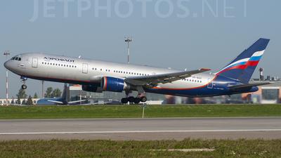 VP-BAV - Boeing 767-36N(ER) - Aeroflot