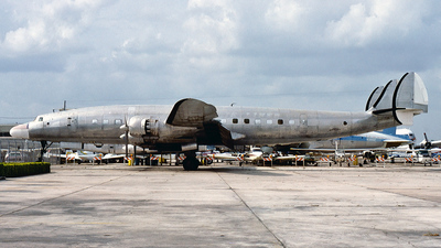 N6206C - Lockheed L-1049 Super Constellation - Untitled