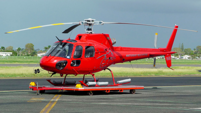 VH-DBJ - Eurocopter AS 350B2 SuperStar - Private