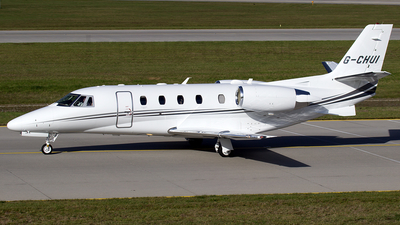 G-CHUI - Cessna 560XL Citation XLS Plus - Eurojet