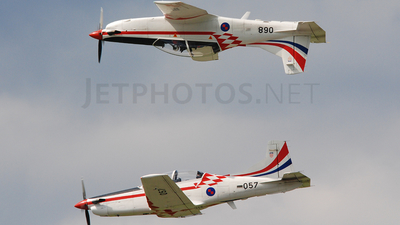 068 - Pilatus PC-9M - Croatia - Air Force