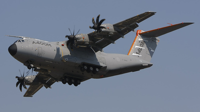 F-WWMT - Airbus A400M - Airbus Industrie