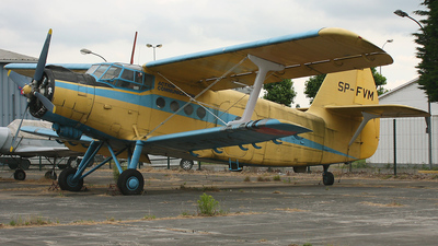SP-FVM - Antonov An-2 - Private
