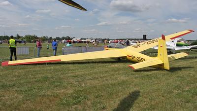 SP-2557 - SZD 35 Bekas - Aero Club - Gliwicki