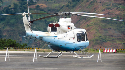 RP-2000 - Bell 412HB - Philippines - Air Force