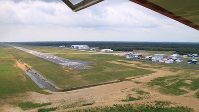 CYRQ - Airport - Airport Overview