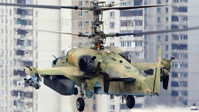 53 - Kamov Ka-52 Alligator - Russia - Air Force