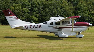 D-EHJR - Cessna T206H Turbo Stationair - Private