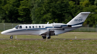 OO-CIV - Cessna 525A CitationJet 2 - Abelag Aviation