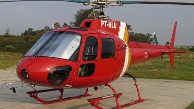 PT-HLU - Helibrás AS-350B2 Esquilo - Helisul Taxi Aéreo