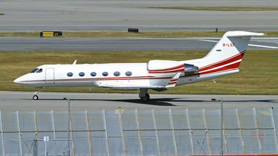 B-LSZ - Gulfstream G300 - Private