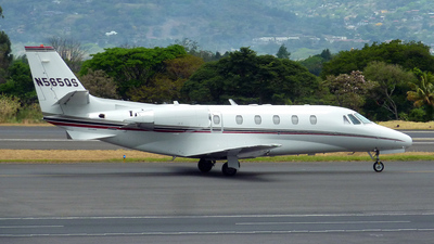 N565QS - Cessna 560XL Citation XLS - NetJets Aviation