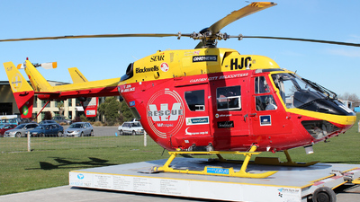 ZK-HJC - MBB-Kawasaki BK117B-2 - Garden City Helicopters