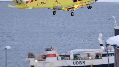LN-OLU - Agusta-Westland AW-139 - Lufttransport