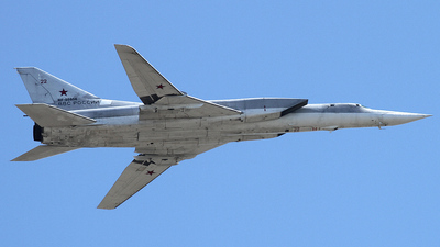 RF-95956 - Tupolev Tu-22M3 Backfire - Russia - Air Force