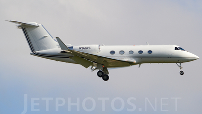 N740VC - Gulfstream G-III - Private