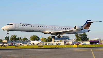 D-ACNO - Bombardier CRJ-900LR - Eurowings