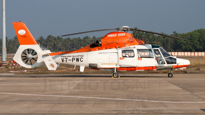 VT-PWC - Aérospatiale SA 365N3 Dauphin 2 - Pawan Hans Helicopters