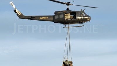 AE-469 - Bell UH-1H Huey II - Argentina - Army