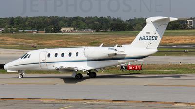 A picture of N832CB - Cessna 650 Citation VII - [6507020] - © Jose Mendez