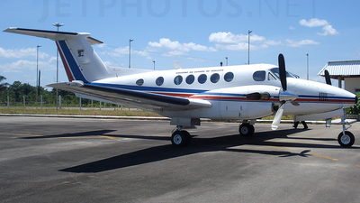 PP-EOP - Beechcraft B200 Super King Air - Private