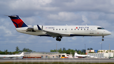 N901EV - Bombardier CRJ-200ER - Delta Connection (Atlantic Southeast Airlines)