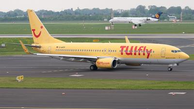 D-AHFP - Boeing 737-8K5 - TUIfly