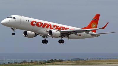 YV2850 - Embraer 190-100IGW - Conviasa