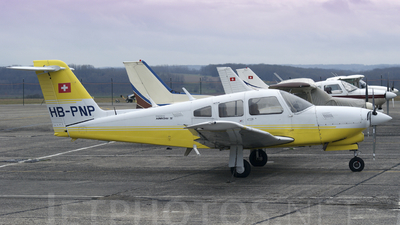 HB-PNP - Piper PA-28RT-201T Turbo Arrow IV - Private