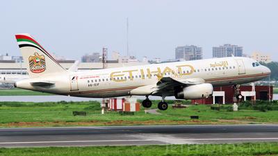 A6-EIF - Airbus A320-232 - Etihad Airways