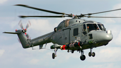 XZ237 - Westland Lynx HAS.3S - United Kingdom - Royal Navy
