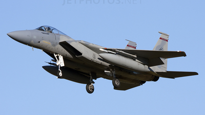 84-0007 - McDonnell Douglas F-15C Eagle - United States - US Air Force (USAF)