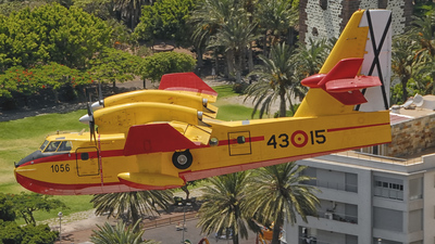 UD.13-15 - Canadair CL-215T - Spain - Air Force
