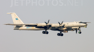 IN312 - Tupolev Tu-142M3 - India - Navy