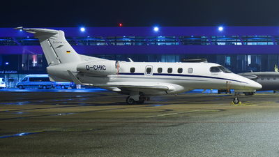 D-CHIC - Embraer 505 Phenom 300 - Private