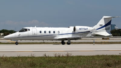 N7734T - Bombardier Learjet 60 - Private