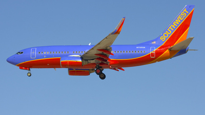 N755SA - Boeing 737-7H4 - Southwest Airlines