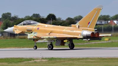 ZK092 - Eurofighter Typhoon EF2000 - Saudi Arabia - Air Force