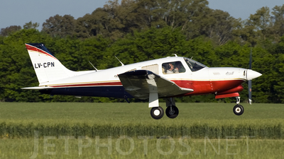 LV-CPN - Piper PA-28R-201T Turbo Cherokee Arrow III - Private