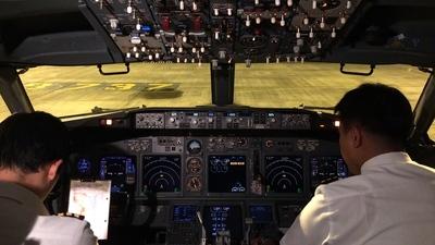 HS-DBL - Boeing 737-8AS - Nok Air