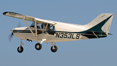N353LS - Maule MXT-7-180A - Private
