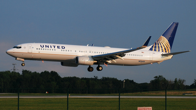 N75435 - Boeing 737-924ER - United Airlines (Continental Airlines)