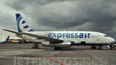 PK-TXD - Boeing 737-284(Adv) - Xpress Air