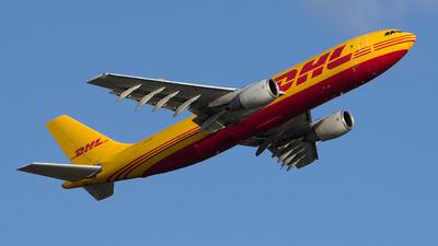 EI-EAD - Airbus A300B4-203(F) - DHL (Air Contractors)