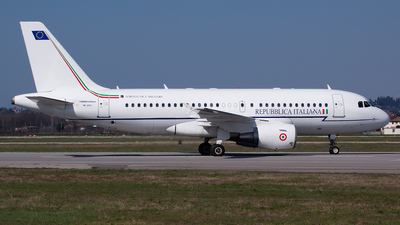 MM62174 - Airbus A319-115X(CJ) - Italy - Air Force
