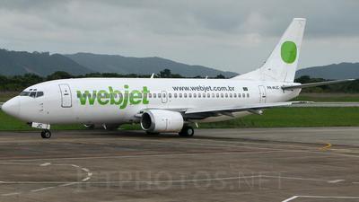 PR-WJC - Boeing 737-341 - WebJet Linhas Aéreas