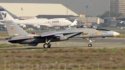 3-6024 - Grumman F-14A Tomcat - Iran - Air Force