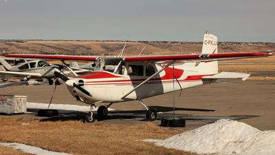 A picture of CFKJJ - Cessna 172 Skyhawk - [36533] - © Mike MacKinnon